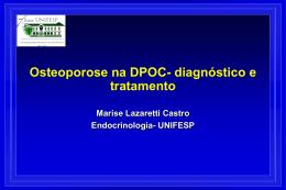 Osteoporose na DPOC