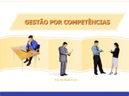 Gestão por Competências
