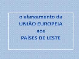 11-APP-Alargamento da UE a leste.