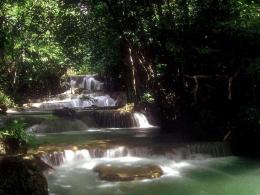 Observe a cachoeira - Capital Social Sul
