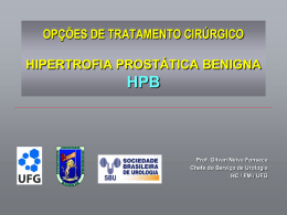 HPB Módulo II Tratamento .power point