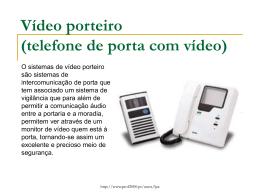 Video porteiro