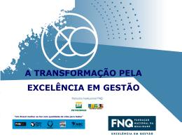Modelo Brasileiro de Excelência da Gestão
