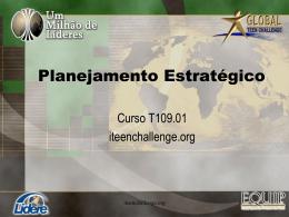 planejar - iTeenChallenge.org