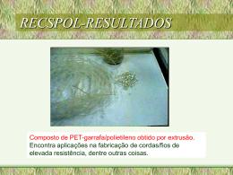 RECSPOL-RESULTADOS