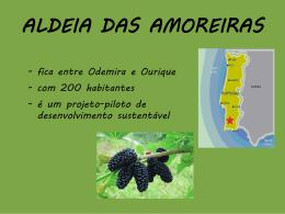 ALDEIA DAS AMOREIRAS