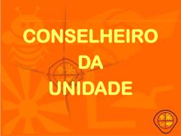 O CONSELHEIRO da Unidade