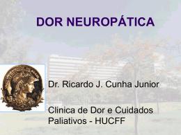 Dor neuropática - características