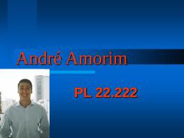 Ex-aluno André Amorim (Adm/03)
