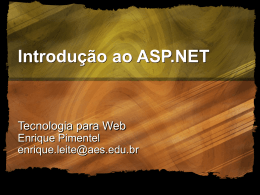 Web Form - Objetivo Sorocaba