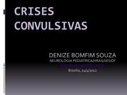 Crises convulsivas em pediatria