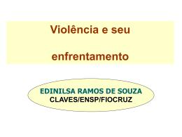 Padrões e Tendências dos Homicídios no Brasil