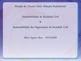 Mário Aquino - 9º Congresso GIFE