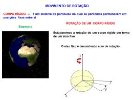 MOMENTO DA FORÇA ( ou TORQUE)