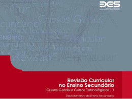 12º ano - Programa Prof2000