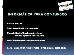 File - Flávio Santos