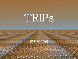 TRIPs - Denis Borges Barbosa