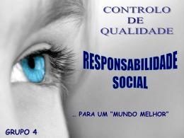 Responsabilidade Social