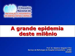DRC - Sociedade Brasileira de Nefrologia