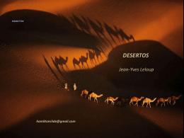 Deserto, Desertos - Mensagens em Power Point