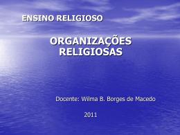 Arquivo 5 - Ensino Religioso