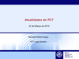 PCT - WIPO