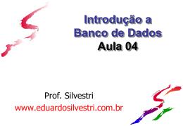 Banco de Dados 04
