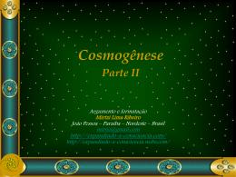 Cosmogenese - Parte II