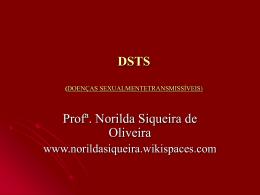 DST - norildasiqueira