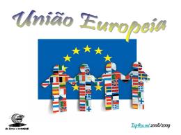 União Europeia - Esp@ço.net