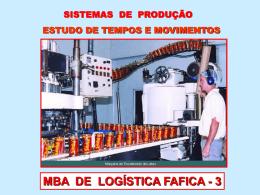 MBA Logística