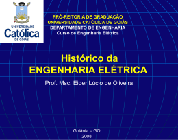 Historico da Engenharia