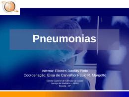 Pneumonias - Paulo Roberto Margotto