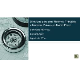 Introdução Problemas do sistema tributário brasileiro Sugestões de
