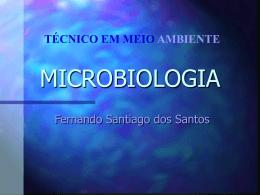 O que é Microbiologia? - Fernando Santiago dos Santos