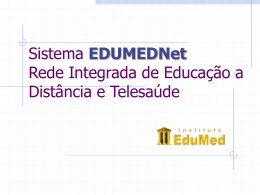 Internet - Instituto Edumed