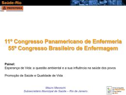 Slide 1 - Saúde-Rio