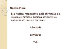 Núcleo Moral