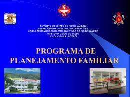 Planejamento Familiar Maj Peclat