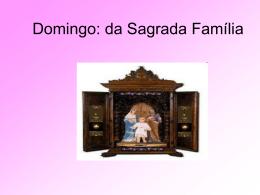 Domingo da Sagrada Família