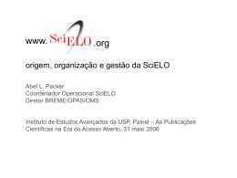 modelo de acesso aberto