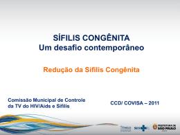 Apresentação do PowerPoint - Secretaria Municipal de Saúde
