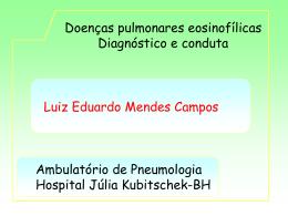 eosinofilia pulmonar simples