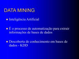 4. Data Mining