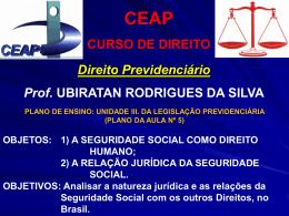 Direito da Seguridade Social