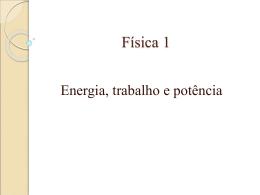 Trabalho, energia e potência (2561024)