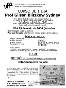 Prof Gilson Blitzkow Sydney