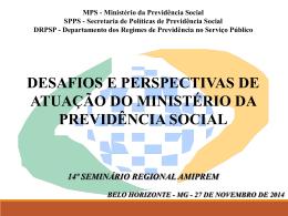 14º Seminario Regional Amiprem Desafios e Perspectivas de