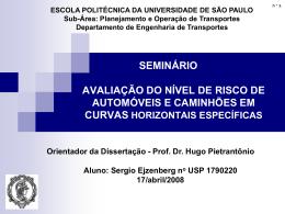 slides - Universidade de São Paulo