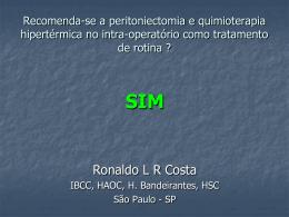 SIM - RV Mais